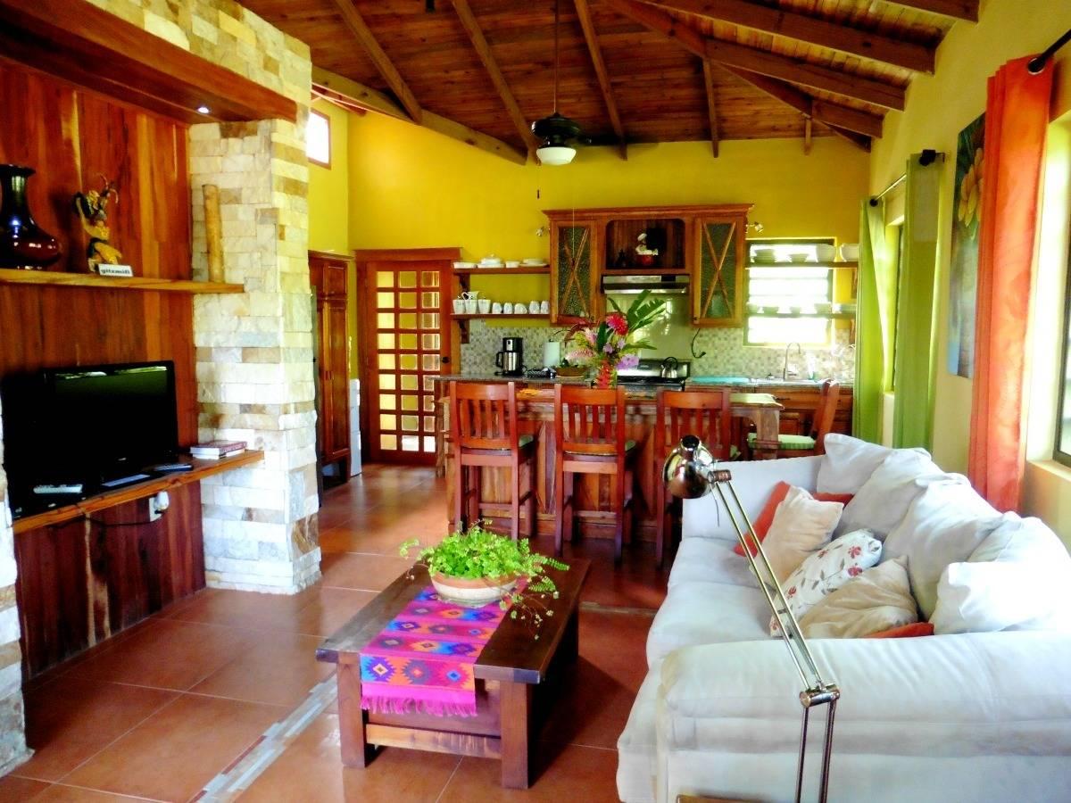 Aliana's San Ignacio, Belize | Airbnb | farm house on river