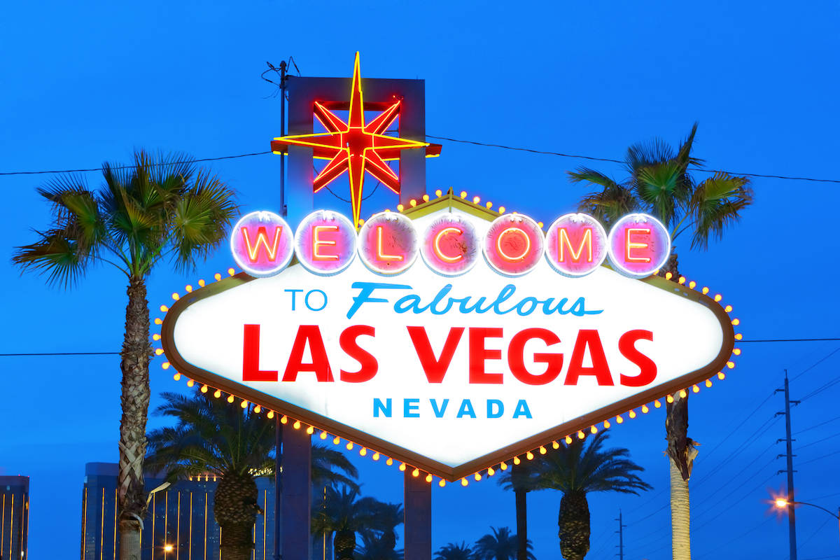 Use Your Southwest Companion Pass to fly to places like Las Vegas