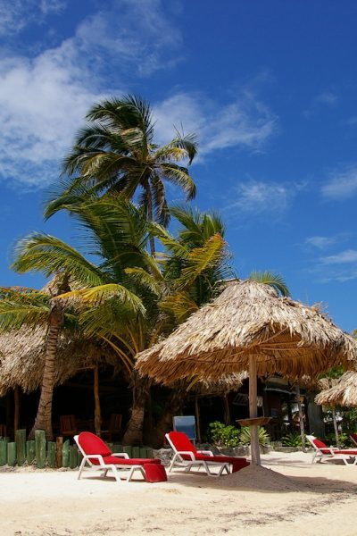 Your Southwest Premier Business Card can get you free flights to place like Belize.