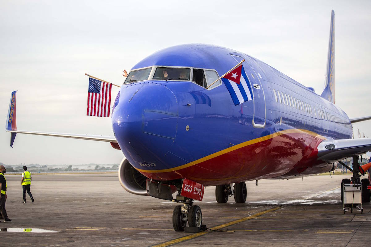 You pay no foreign transaction fees when you use your Southwest Premier Business card internationally in places like Cuba
