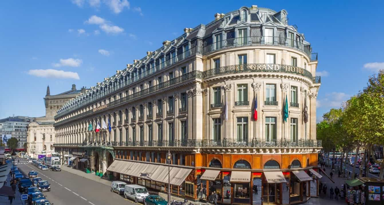 Buy IHG points and live it in luxury at the InterContinental Paris Le Grand. Traveling Well For Less