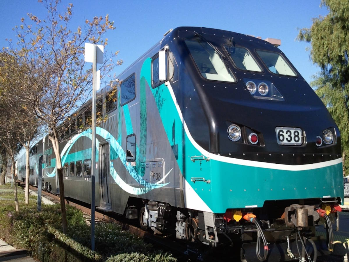 You can ride the Metrolink to LAX from San Diego for $10 on the weekend. Traveling Well For Less