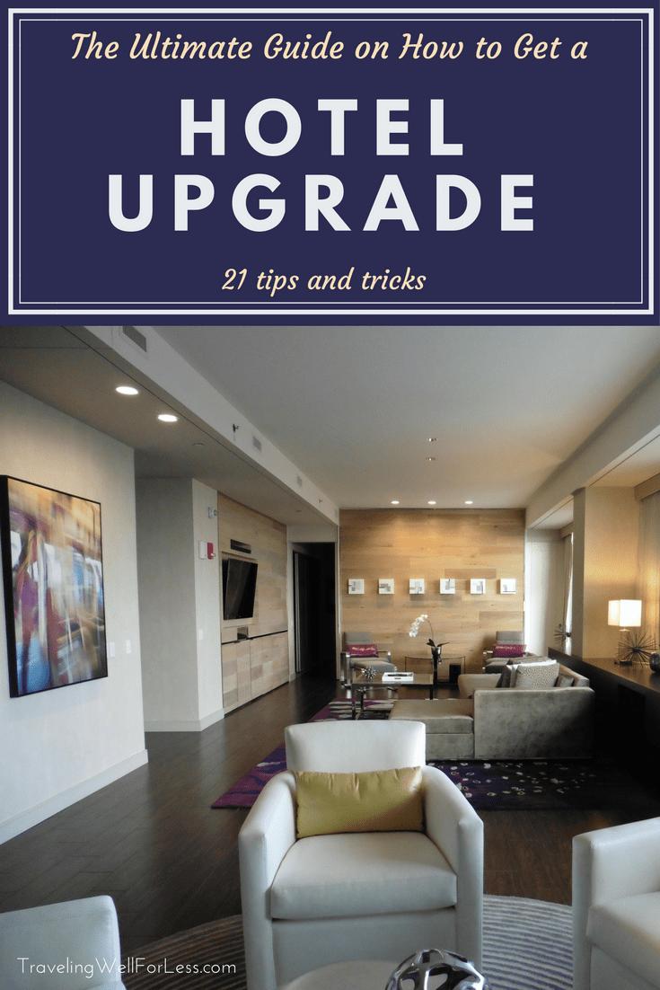 Upgrade Hotel