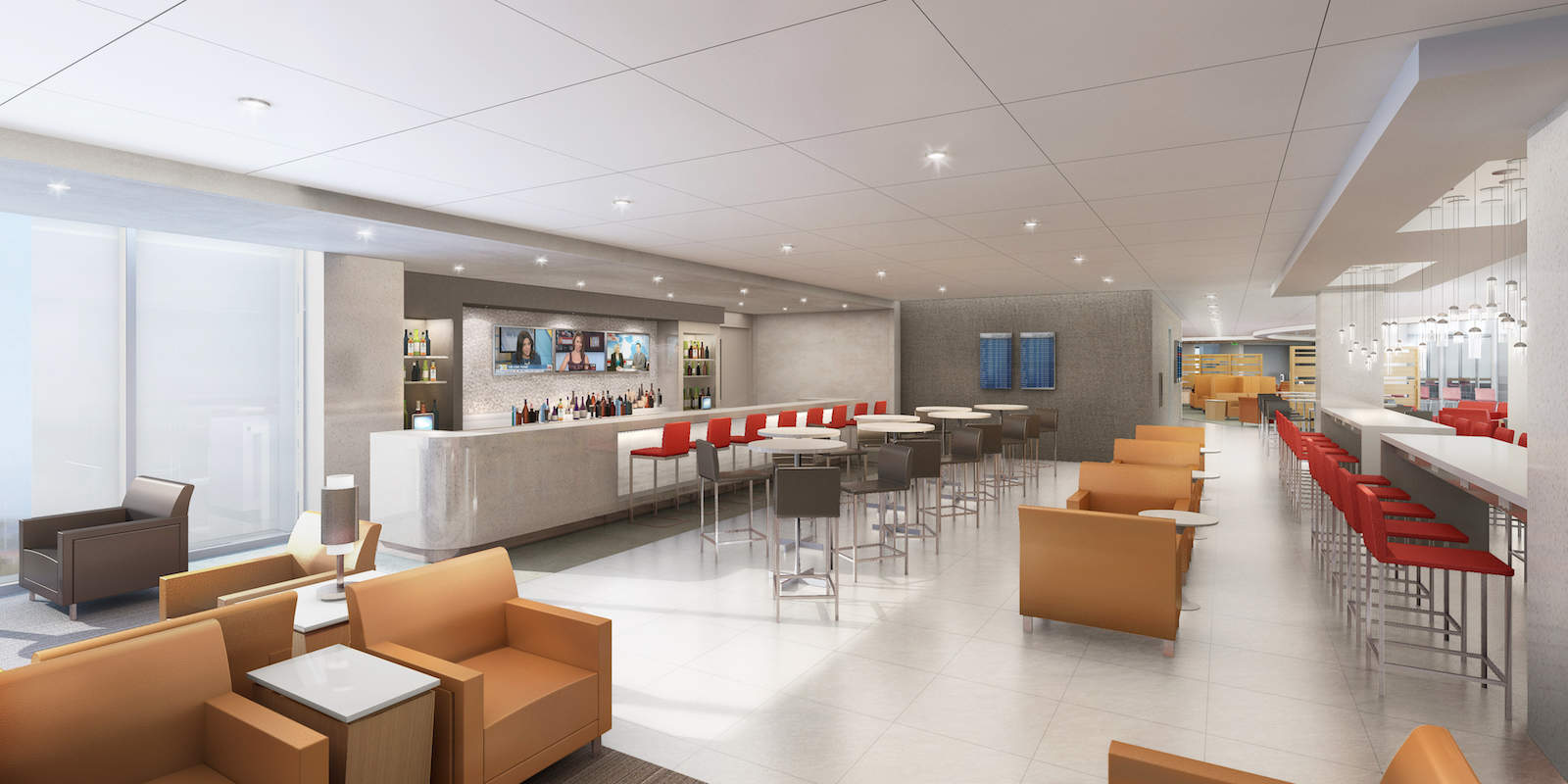 You can use the Admirals Club in Miami during a layover. Non-members pay $59 for a day pass. | what to do during a layover in Miami | TravelingWellForLess.com