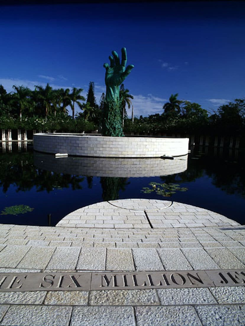 Got a layover in Miami? Stop by the Holocaust Memorial. The Holocaust Memorial in Miami is a short walk from the Lincoln Road Mall. | what to do in Miami on a layover | TravelingWellForLess.com