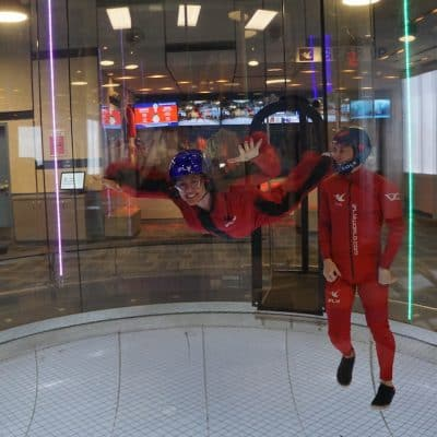 Review: iFLY Portland Indoor Skydiving