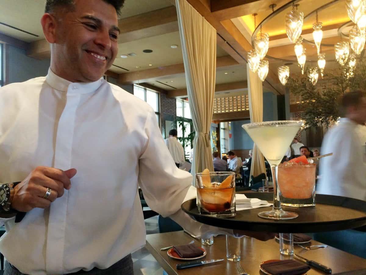 Red O Fashioned, Casa Blanca Margarita, Sun Burn Margarita at Red O La Jolla. | Rick Bayless | Where to eat in San Diego | Mexican restaurant | TravelingWellForLess.com