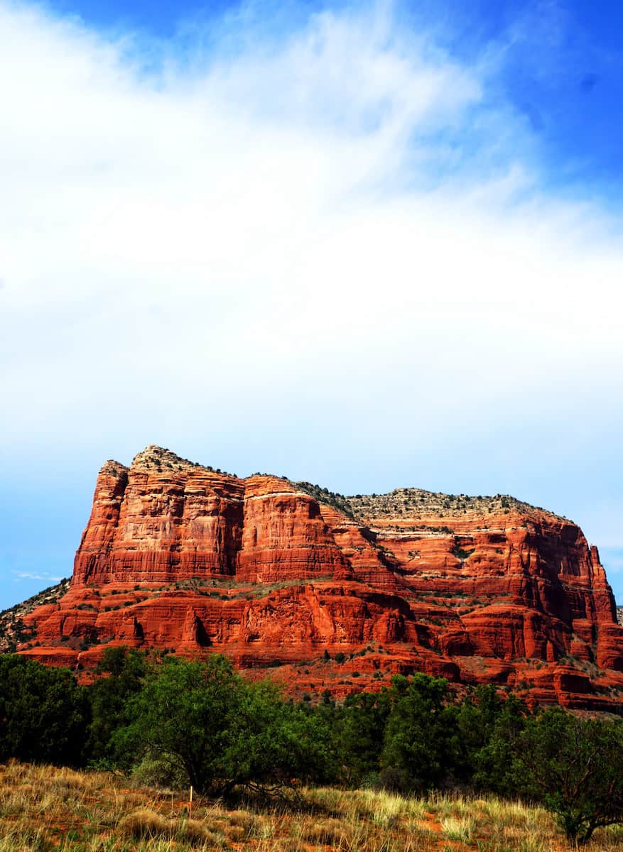 There's so much to do in Arizona in the summer that you'll want to extend your vacation. Because of the heat, you should enjoy the outdoor activities like hiking at Red Rocks State Park Sedona in the early morning.