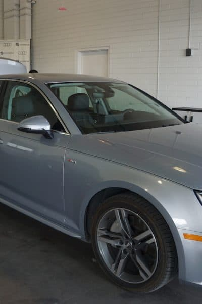 Silvercar Phoenix was cheaper than any of the car rental companies, including Costco.