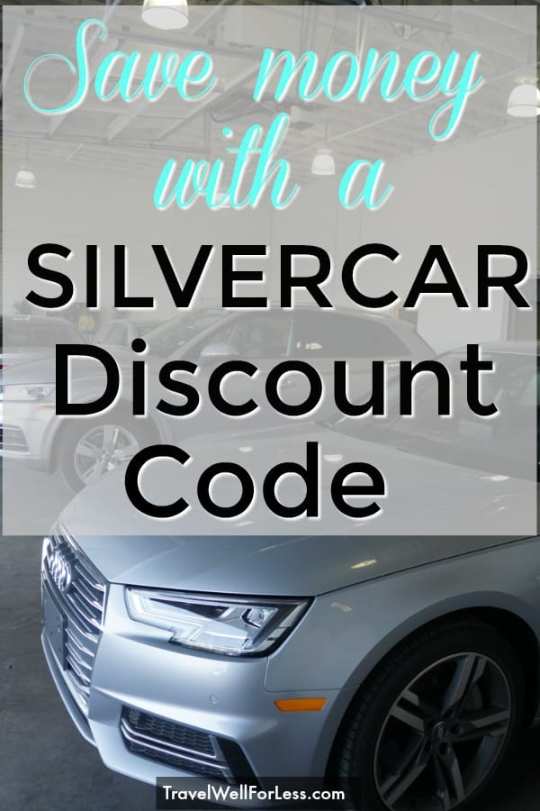 Renting from Silvercar doesn't have to be expensive. A Silvercar rental can be cheaper than renting from a budget rental car company. The trick to getting cheap Silvercar rentals is to use a Silvercar discount code. #travel #travelhack #carrental #https://www.travelingwellforless.com