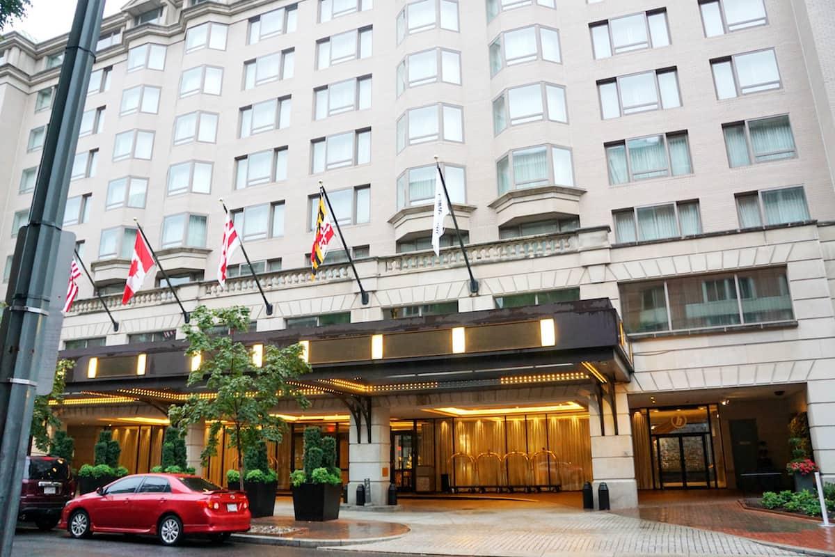The Fairmont Washington, DC is