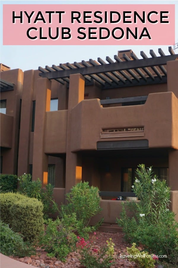 Looking for a hotel with one of the best views in Sedona?The Hyatt Residence Club Sedona Pinon Pointe has spacious rooms perfect for couples, families, and groups. #Sedona #Arizona #GrandCanyon #travel #travelwell4less https://www.travelingwellforless.com