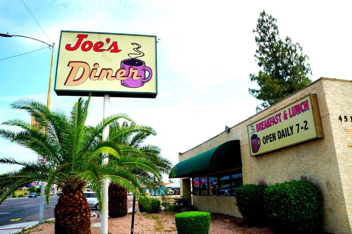 Joe's Diner: Best Pancakes in Phoenix