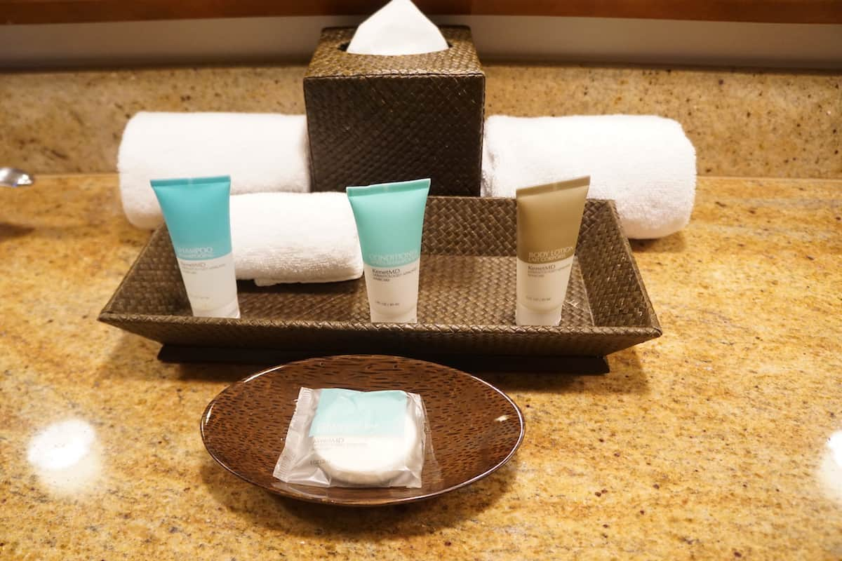 Toiletries Hyatt Residence Club Sedona Pinon Pointe