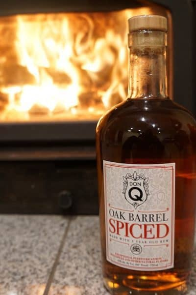 Don Q Oak Barrel Spiced rum has flavors of vanilla, cinnamon, and caramel it'll remind you of apple pie in a glass. | TravelingWellForLess.com