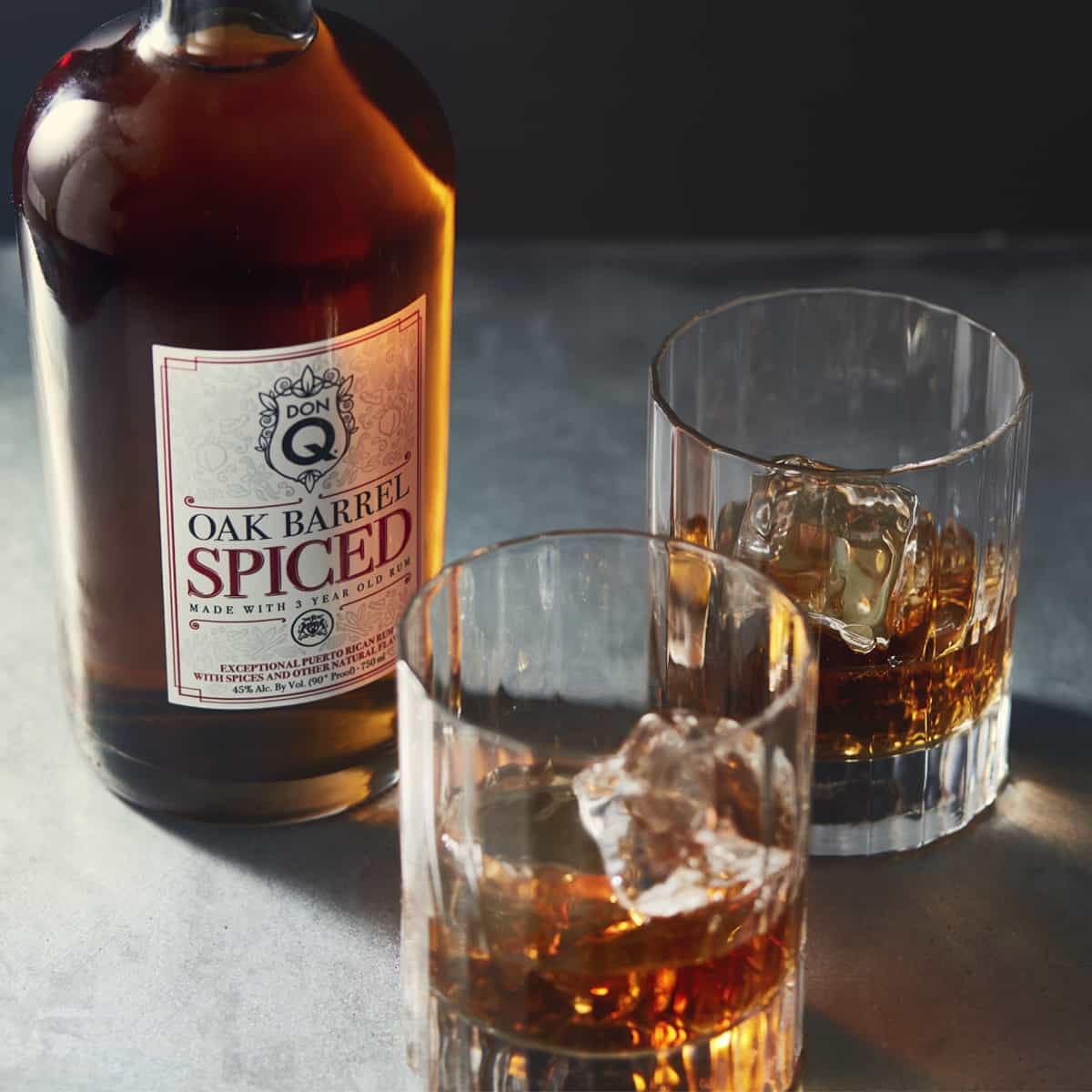 Award-winning Don Q Oak Barrel Spiced rum is aged for 3 years. With flavors of vanilla, cinnamon, and caramel it'll remind you of apple pie in a glass.   TravelingWellForLess.com