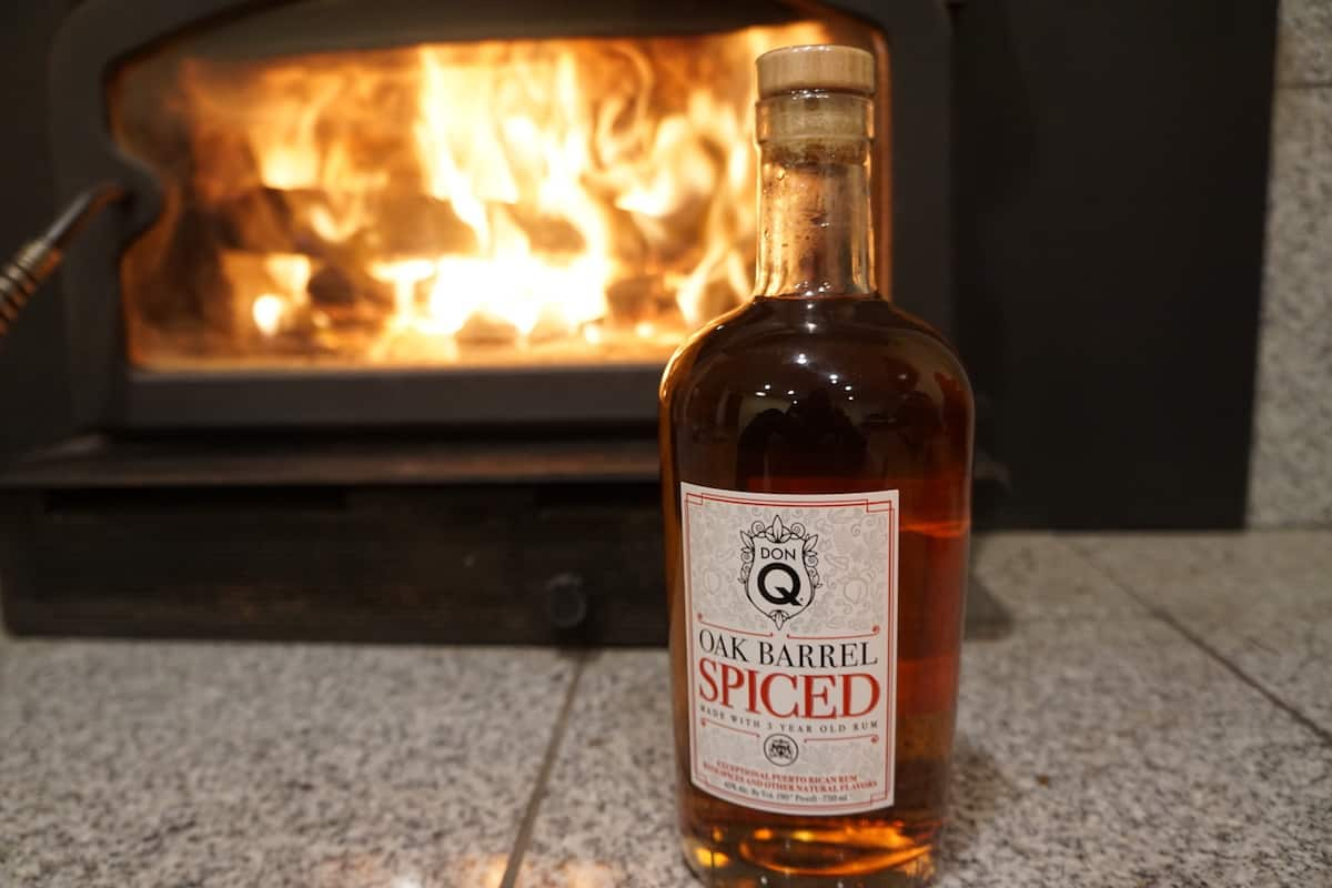 Getting spicy with don q for What goes good with spiced rum