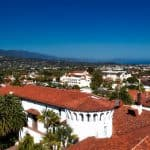 Known as the American Riveria, the mild winters and warm summers make Santa Barbara a popular vacation spot. Here's how to have the ultimate Santa Barbara vacation without the designer price tag. | Santa Barbara on a budget | Where to stay in Santa Barbara | Santa Barbara beachfront hotel | California | American Riveria | http://www.TravelingWellForLess.com