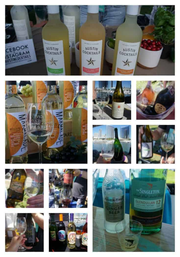 Just a few of the 700 wines and spirits available for tasting at the San Diego Bay Wine and Food Festival. | San Diego Bay Wine and Food Festival | SommCon | Vault | wine | TravelingWellForLess.com