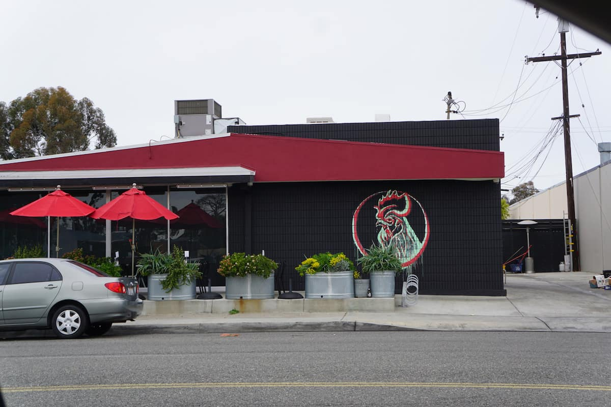 Rooster Cafe, best things to do in Costa Mesa