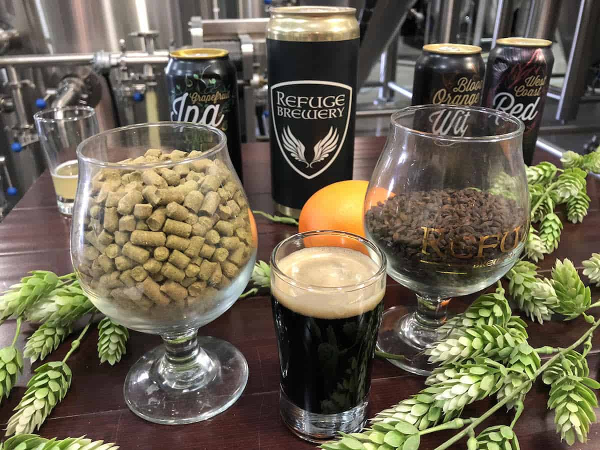Some people avoid the number 13 because it's considered unlucky. But unlucky or not, there are 13 breweries in Temecula where you can enjoy a craft beer. | fun things to do in Temecula | things to do in Temecula | Riverside County | https://www.travelingwellforless.com