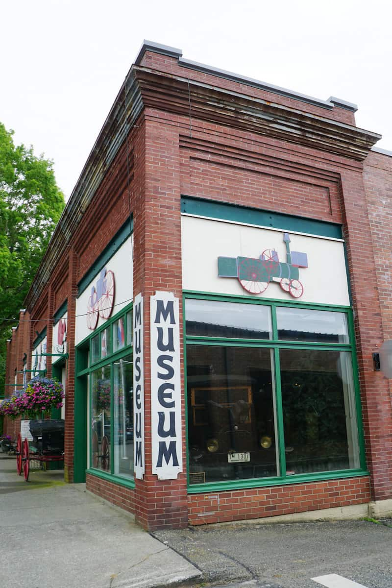 Fun for all ages, a visit to the Lynden Pioneer Museum is one of the best things to do in Lynden. #museum #thingstodoinLynden #Lynden #washington