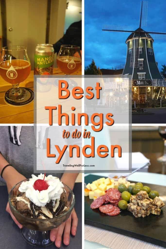 Plan a day trip or a weekend getaway and want the best things to do in Lynden? With so many things to do you'll find something to entertain and delight. #thingstodoinLynden #Lynden #washington https://www.travelingwellforless.com