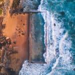beach pool Australia
