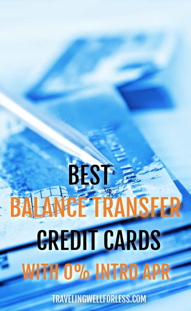 8 Best Balance Transfer Credit Cards With 8% Intro APR