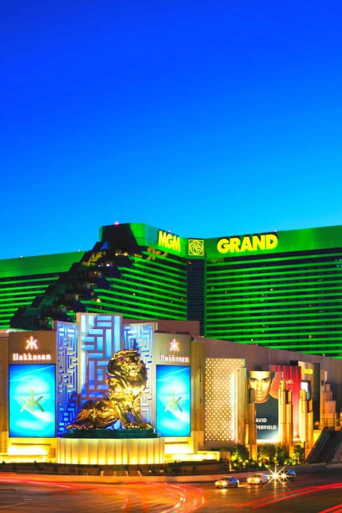 Mgm Grand Las Vegas Walk Through