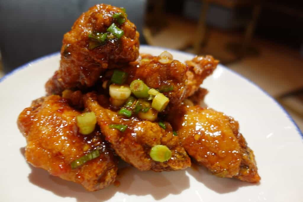 fried chicken wings night + market las vegas