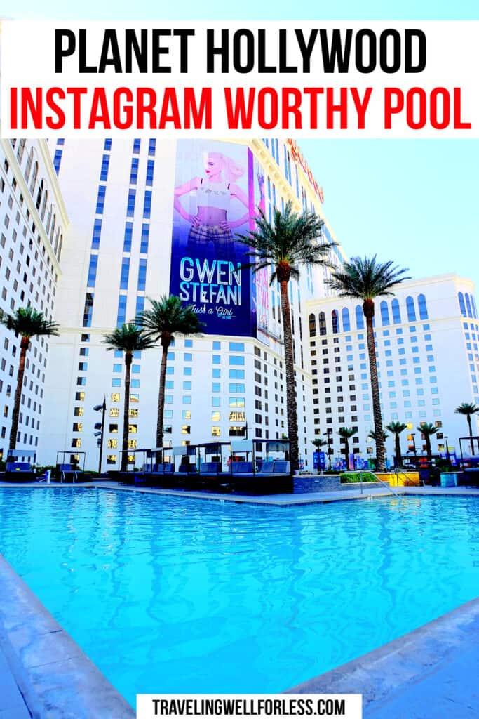 las vegas hotel pool