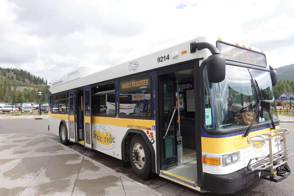 Breckenridge Free Ride Bus