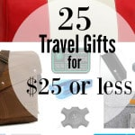 25 Travel Gifts for $25