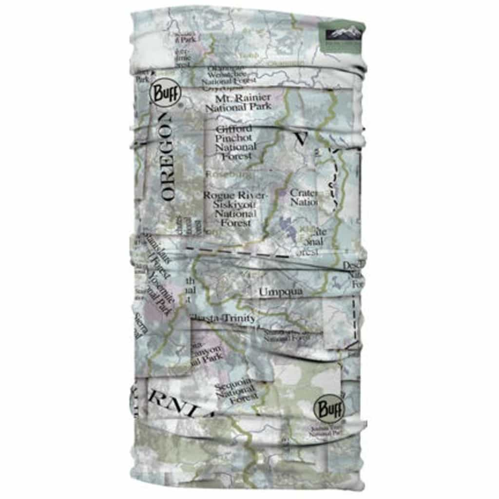Buff headwear, bandana, travel gifts, 25 travel gifts for $25 or less, Traveling Well For Less