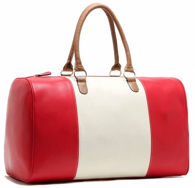 weekend bag, travel gifts, 25 travel gifts for $25 or less, Traveling Well For Less