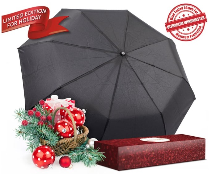 umbrella, travel gifts, 25 travel gifts for $25 or less, Traveling Well For Less
