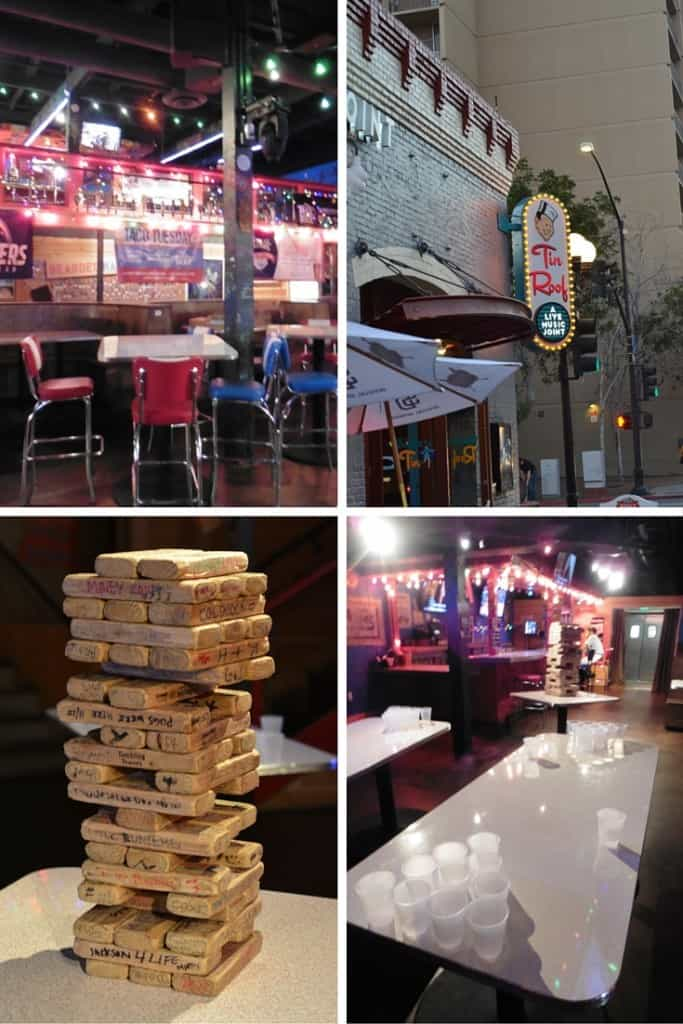 Review Tin Roof San Diego