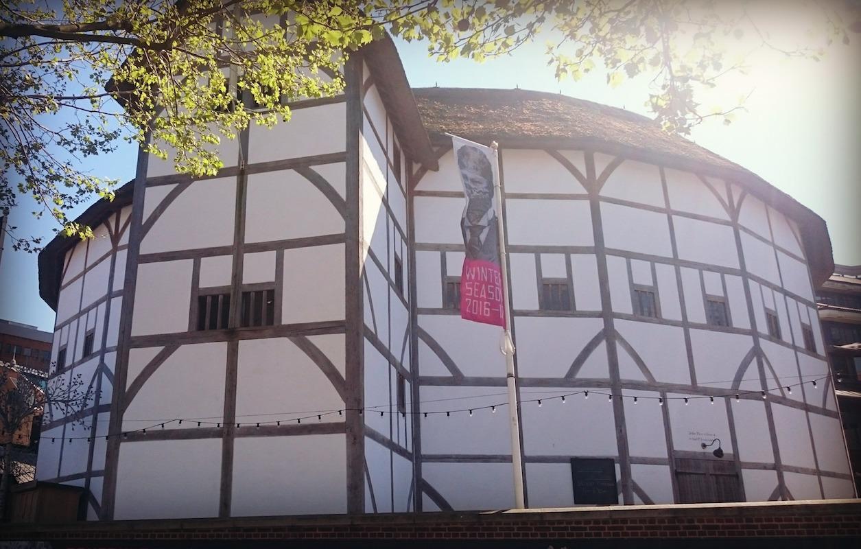 Shakespeare Globe Theatre London