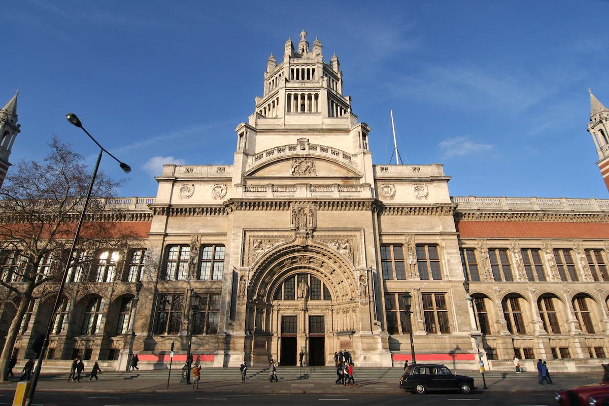 London. Victoria and Albert Museum