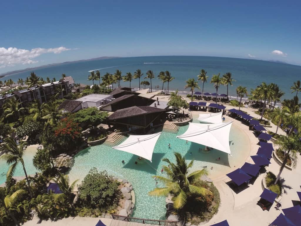 Get online for free in or out of your room at Radisson hotels like the Radisson Blu Resort Fiji, Traveling Well For Less
