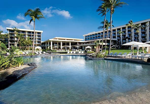 Waikoloa Beach Marriott Resort, free hotel internet, Traveling Well For Less
