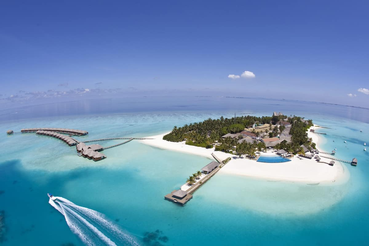You can get free upgrades and breakfast at Velassaru-Maldives and other Small Luxury Hotels of the World. Traveling Well For Less