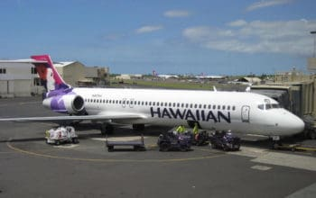 Our First Class Hawaiian Airlines Honolulu Sydney Flight for $63