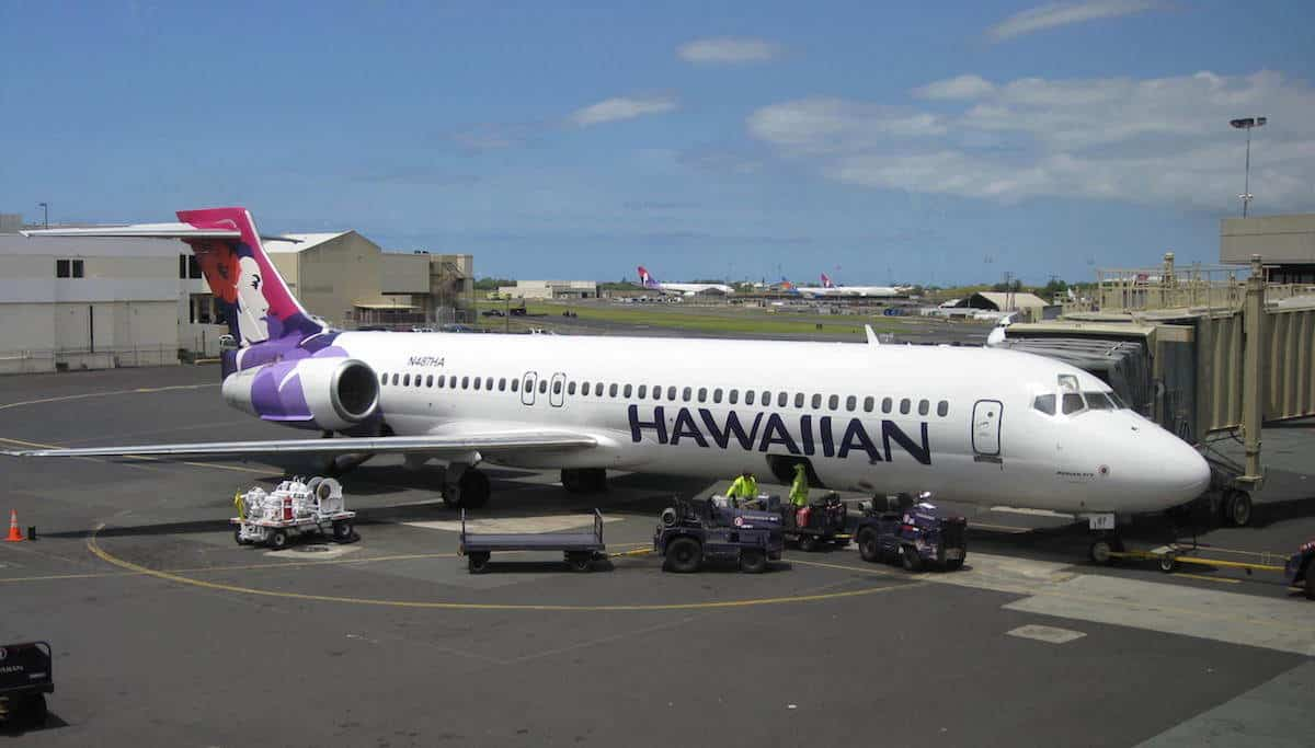 First Class Hawaiian Airlines Honolulu Sydney flights one-way cost $5,565. But we only paid $63. Here's how we did and how you can do it too.